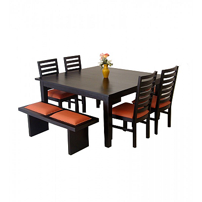 The Dining Square :: Contempo- 2 Seat Bench
