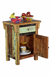 Reclaimed Cabinet :: Indo Fusion