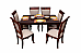 Sixer!! Compact Family Dining Table :: Contempo