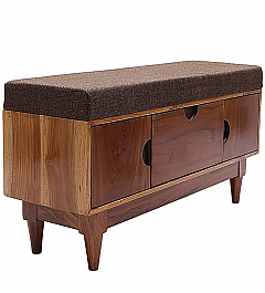 Butterfly storage Bench cabinet all time favourite at Induscraft