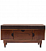 Montana Storage bench cabinet :: Stylish hallway furniture by induscraft