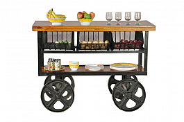 Industrial Wheel Trolley