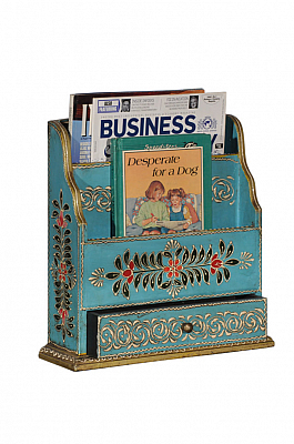 Happy Diwali offer : Neil Magazine Holder * Ready to ship