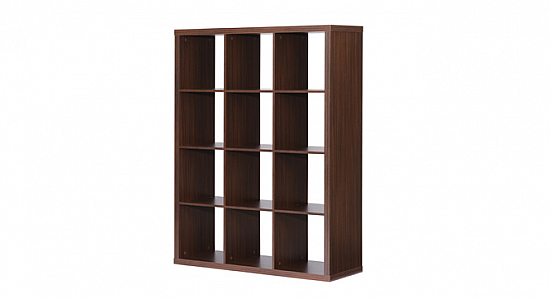 Climpton Bookshelf Solid Sheesham Straight line furniture