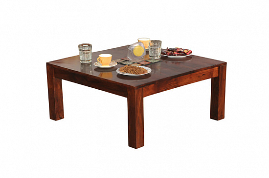 Cherry Finish Wooden Coffee Table