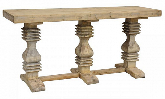 Spainiat Recycle Wooden Console Table