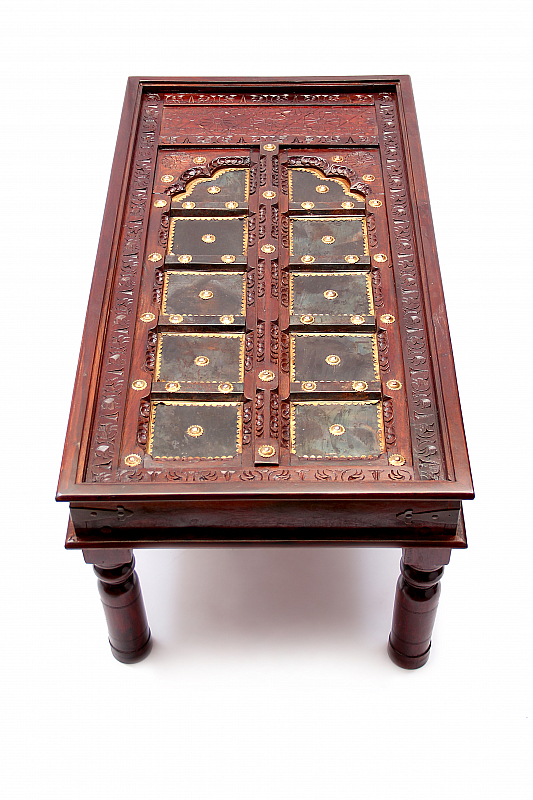 ... Doorway To Rajasthan Centre Table :: Roots Rerun ...