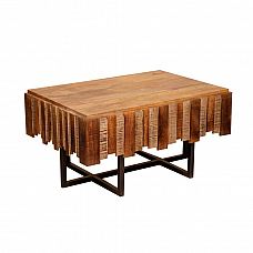 Curtained Wood :: Coffee Table New style!!!