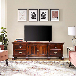 Beethoven TV cabinet Victorian furniture