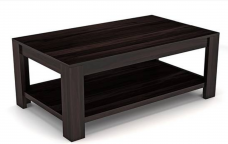 Drishti Coffee table Espresso finish