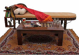 Diwan-e-Brass :: Daybed