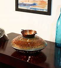 Handi Painted Tea Light