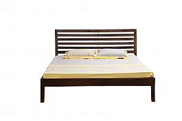 Scandi queen Bed Modern villa bedroom furniture
