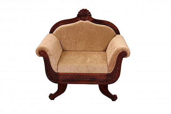 Rani Sahiba Single Seater :: Royal Regalia