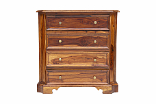 Eroma Chest of Drawers Honey teak