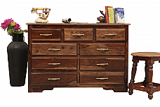 Mistushi Chest of drawer