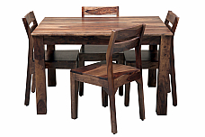 Country Lanes :: Sheesham Dining Table