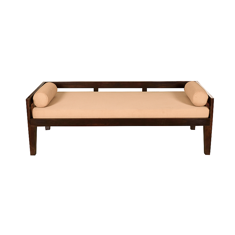 Indo fusion daybed divan for Divan daybed