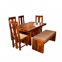 Charmer Dining Table Set :: Retro Fusion