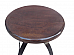 Industrial Iron Stool with beautiful bar