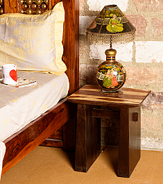 Ertigo Java Designer end table Stylish Entry Induscraft