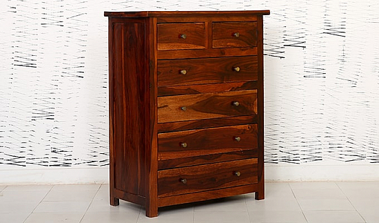 Shaker 18 AD 6 Drawer Chest cabinet