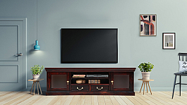 coronulla-2 TV Cabinet:: All in One entertainment Unit
