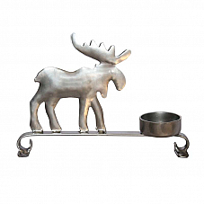 One Deer Candle Stand