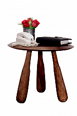 Bowling Pins End Table :: Contempo * Ready To ship
