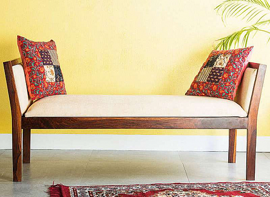 Princess Diaries :: Daybed in Sheesham