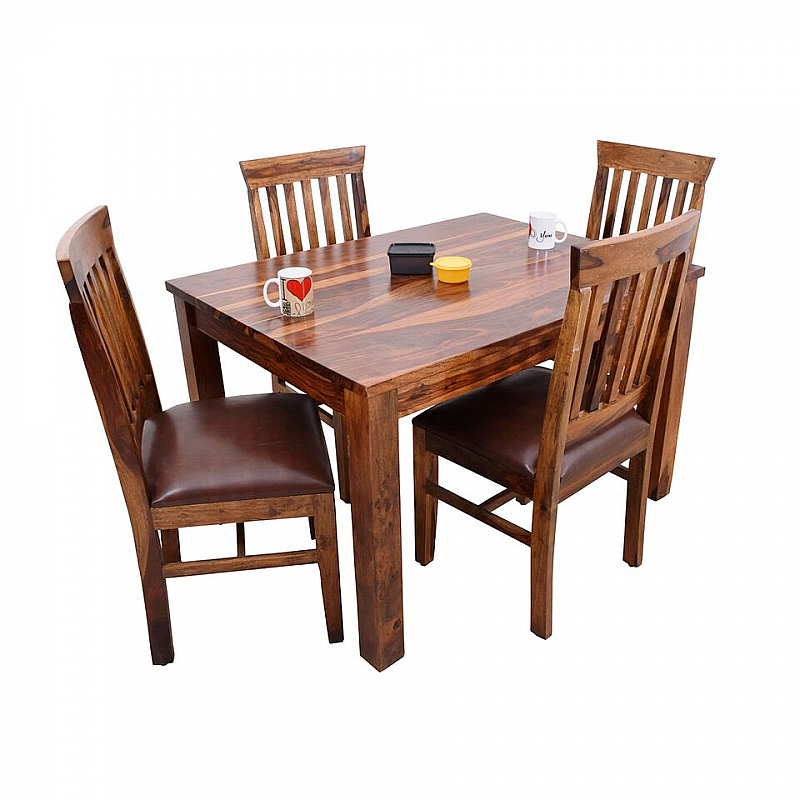 4f4a209c7d Classic Dining Set 4 Seater