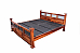 Mehar Mugal Jali work Queen size Bed in Seesham wood