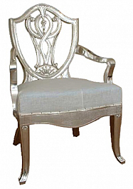 Maharaja Metal Chair
