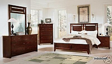Fantastic Solid Wooden Bedroom Set