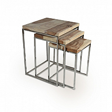 Industrial Ideas Nesting Tables
