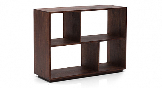 Quattro Bookshelf cum Endtable :: Contempo