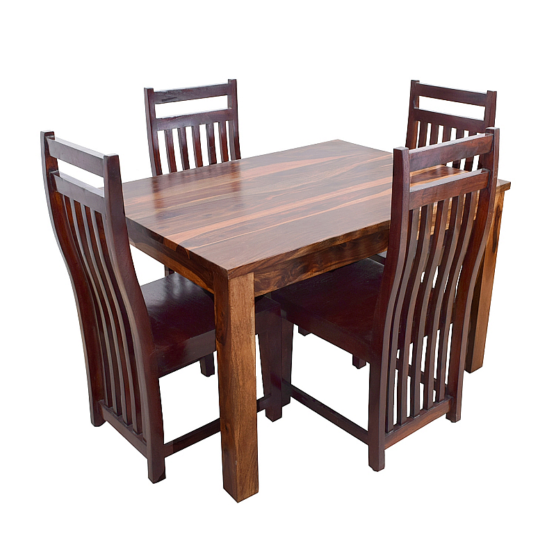 Alfam wooden dining table set : PRD27935PRD27935DSC0265n 800x800 from www.induscraft.com size 800 x 800 jpeg 276kB