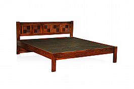 Beautiful Shade Designer Wooden Bedroom Set