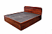 Subrato Queen size Storage bed Modern bed Sheesham wood
