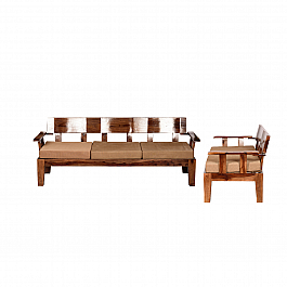 Mario Sofa set Unique Design Stylish back, Modern Furniture