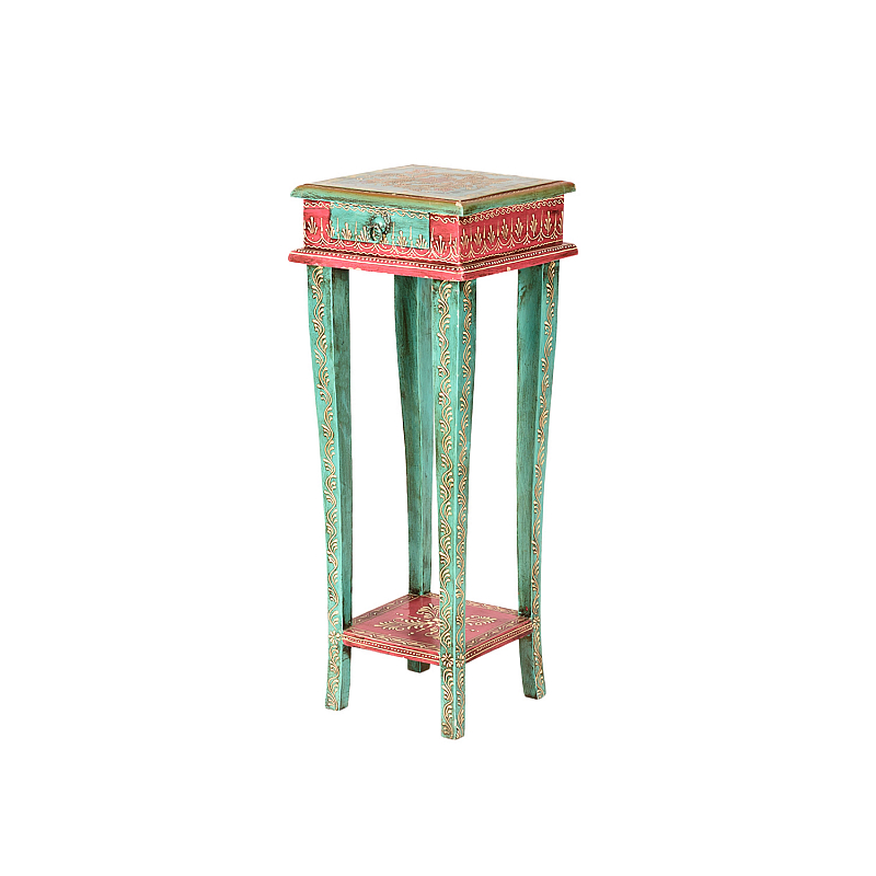 Pastel Side Table ~ End tables amp peg inlet