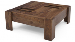 Novotel center table Prime teak finish