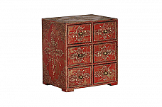 Sia Box with 6 drawers
