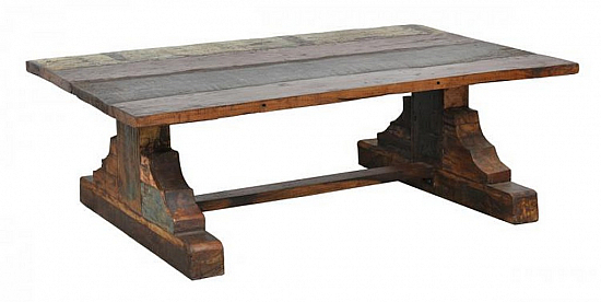 Recycle Wooden Coffee Table