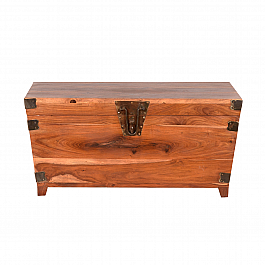 Gibson Blanket chest Modern flare of Sheesham wood Furniture