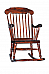Victorian Rocking chair Antique Replica