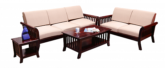 Ronaldo Sofa set 3+2 seater + Table, Feel the new way of comfort.