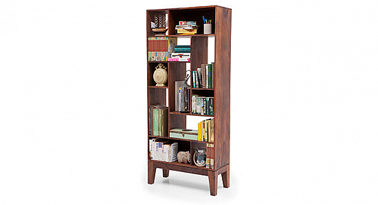 Cartons Bookshelf - Open :: Contempo