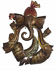 Ganesha LED Wall hanger