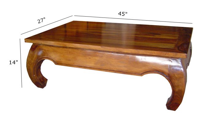 Wooden Coffee Tablecode Ct 036thakat Range Table With Corner Nail Caps Ed To Give It Traditional Rajasthani Look Centre